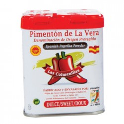Lata dulce 125 g. Pimentón...